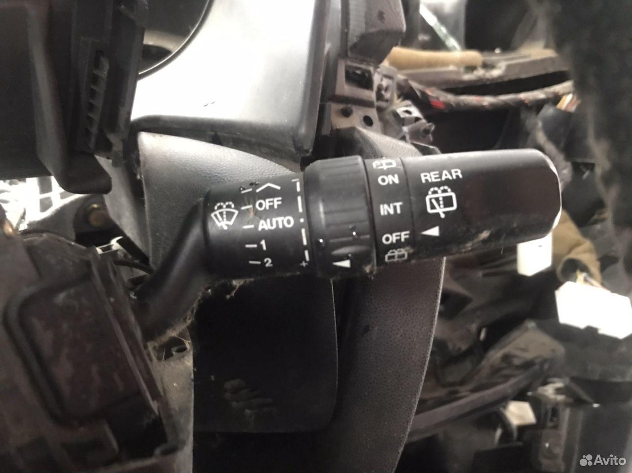 89644905044  Подрулевой переключатель правый Mazda 3bk