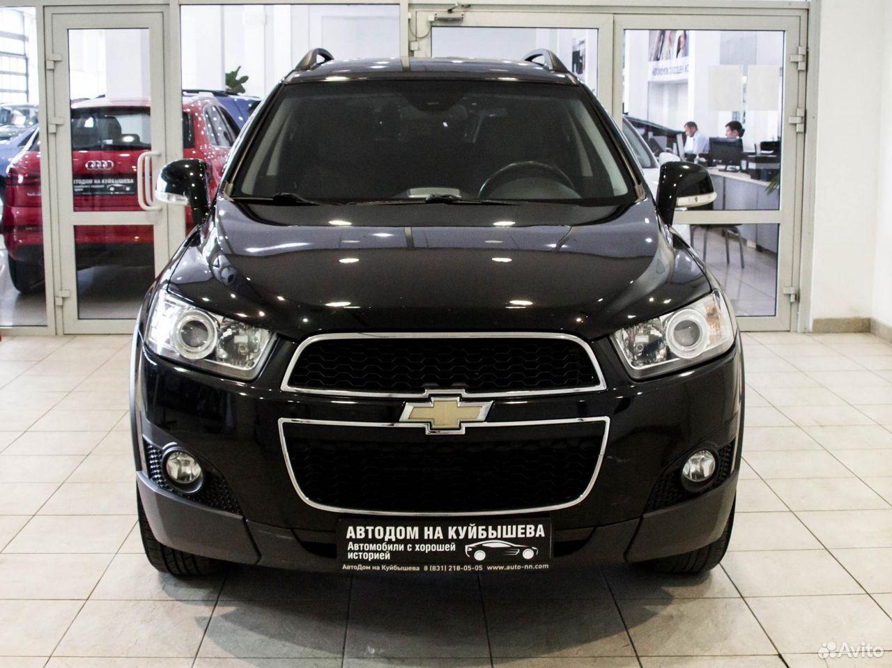 Chevrolet Captiva, 2012  88314107342 купить 2