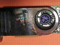 Легендарная GeForce 8800 GTS
