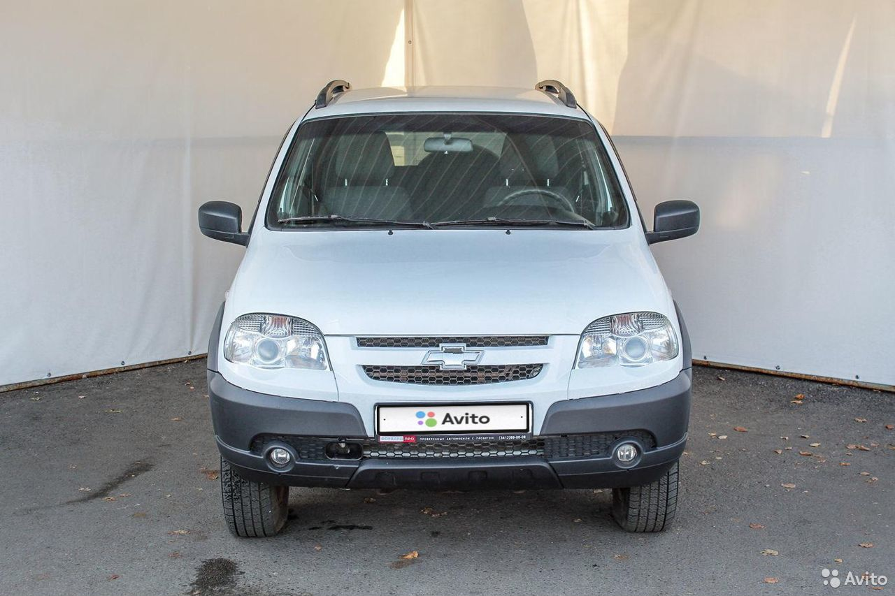 Chevrolet Niva, 2018  83412998008 купить 2