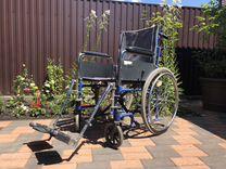 Ручная инвалидная коляска