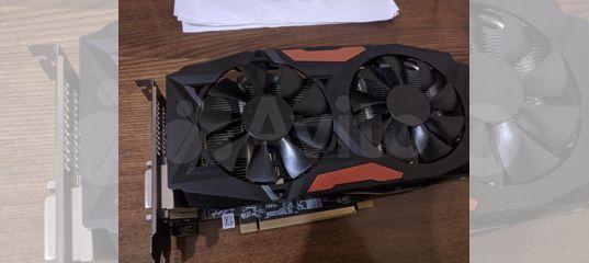 Видеокарта Radeon RX580