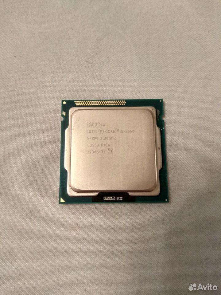 Процессор i5 - 3550  89137859101 купить 1