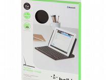 Belkin f5l113 black Bluetooth keyboard