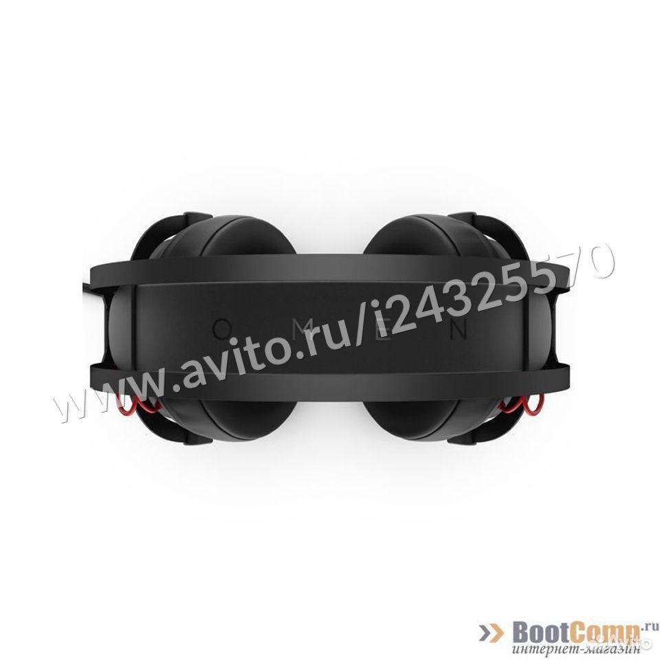 Игровые наушники с микрофоном HP omen 800  84012410120 купить 5