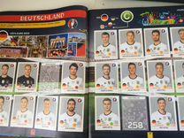 Наклейки panini Евро 2016