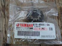 Шестерня вертикального вала Yamaha 25/30 оригинал