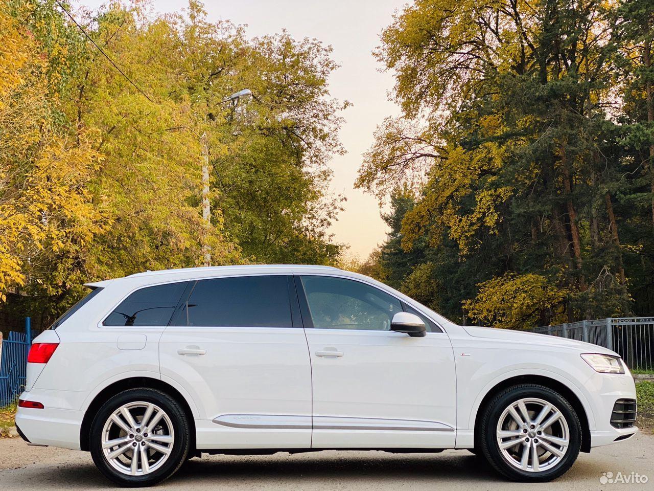 Audi Q7, 2015  89053093192 купить 5