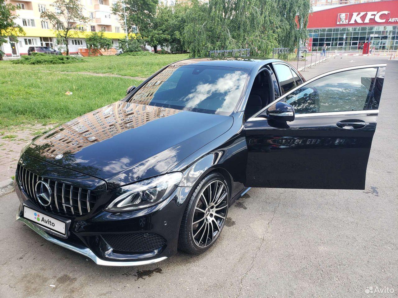Mercedes-Benz C-класс, 2015  89184503248 купить 1