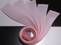 Запасные ламели для жалюзи розовые бирюзовые