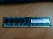 Оперативная память Apacer DDR2 на 1GB