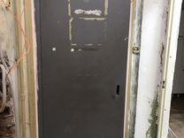 Дверь металлическая 210 на 80 220 на 90