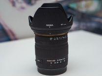 Sigma 18-50 DC EX 2.8 for canon