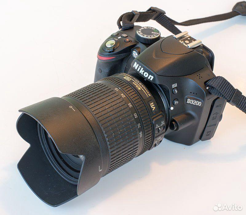 Продам Nikon D3200