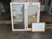 Готовые окна 1200 (в) х 1200 (ш) № 1364Н - 10 шт