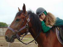 """Детский конно-спортивный лагерь """"Мещёрская сказка"""""""