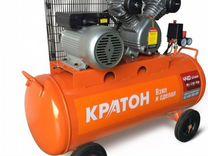 Компрессор с ременной передачей Кратон AC-440-100