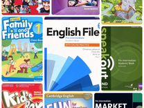 Учебники английского от популярных издательств