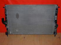 Радиатор основной Рено Дастер