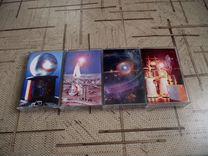 Кассеты аудиокассеты разных жанров
