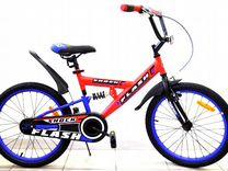 """Детский велосипед 20"""" blast shock новый"""