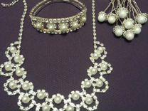 Свадебные украшения — Одежда, обувь, аксессуары в Санкт-Петербурге
