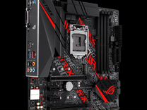 Asus strix B360-G gaming сокет 1151 v2