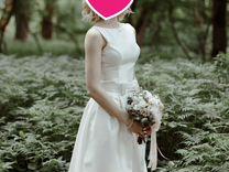 Свадебное платье. Ariamo Bridle. Bertrani