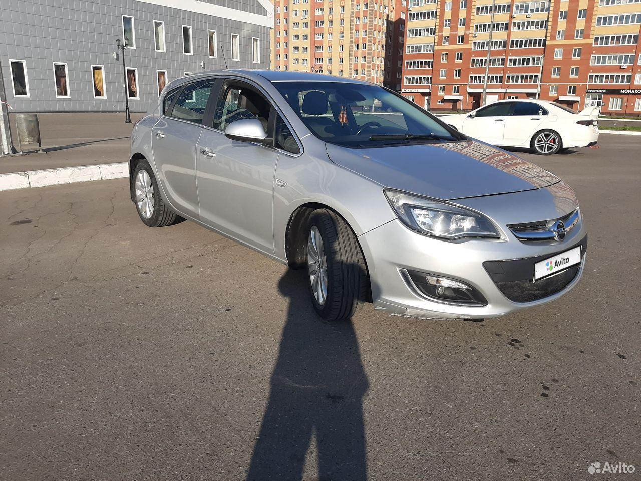 Opel Astra, 2012  89877309141 купить 7
