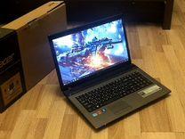 Игровой Acer 17 i7-2670qm 16GB 2TB HD 6850 2GB