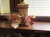 Русская печь в кукольный дом — Товары для детей и игрушки в Нижнем Новгороде