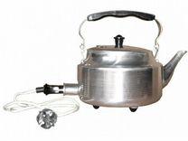 Электрочайник-алюминий3л;+Тележки багажные