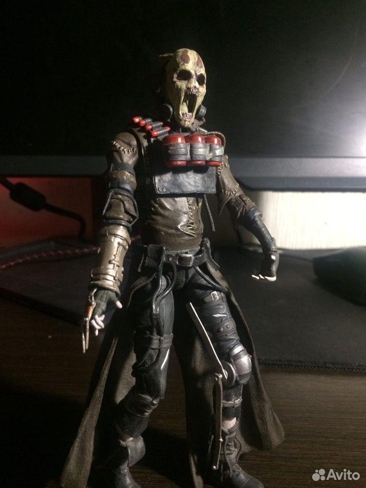 Фигурка Batman Arkham Knight Scarecrow  89536239291 купить 4