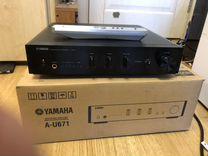 Усилитель Yamaha a-U671 — Аудио и видео в Москве
