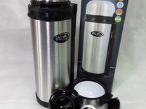 Термосы Стальные Biostal Для чая, для еды. Новые