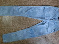 Брюки под джинс укороченные