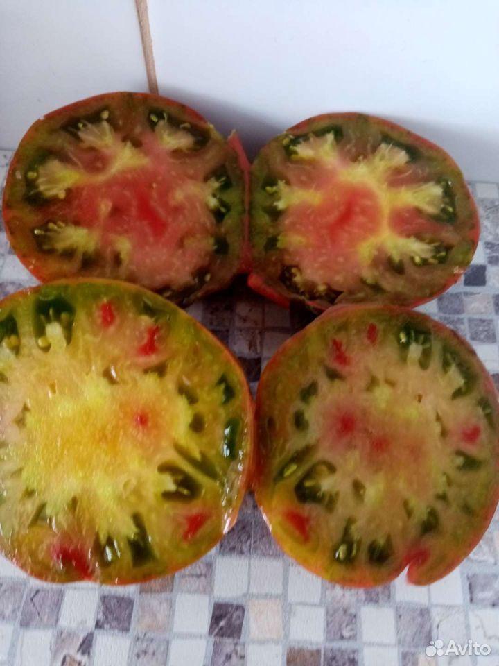 Семена коллекционных высокорослых томатов