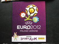 Panini Чемпионат Европы 2012