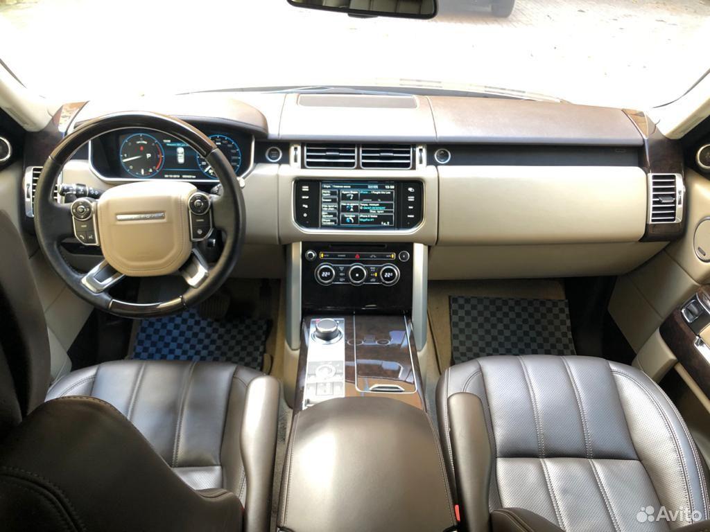 Land Rover Range Rover, 2013  89586039357 купить 8