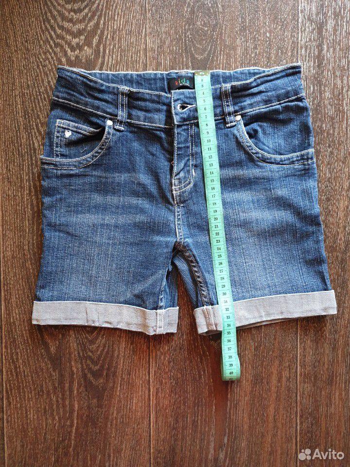 Шорты джинсовые  89176790351 купить 4
