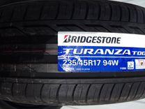 Шины R17 235/45 Bridgestone Turanza T001