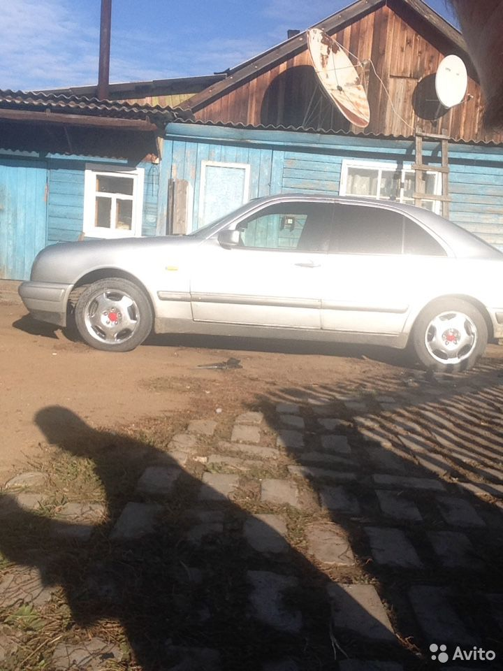Mercedes-Benz E-класс, 1996  89681484023 купить 2