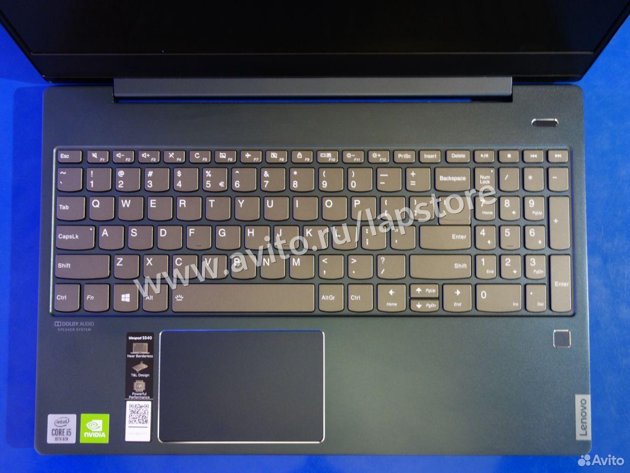 Ноутбук Lenovo S540 i5-10210/8G/512G SSD/MX250 2GB  84012422018 купить 4