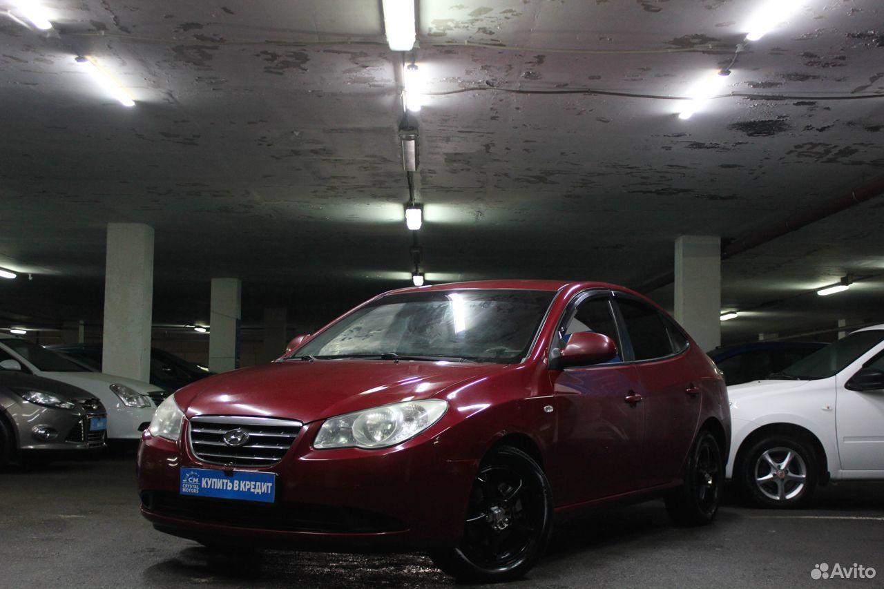 Hyundai Elantra, 2007  83452578874 купить 3