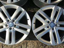 Mercedes Benz GLS X166 R19 оригинал Ronal Mexico