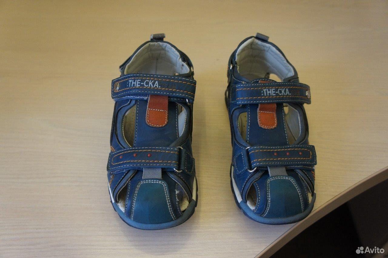 Продам сандалии для мальчика  89133156505 купить 1