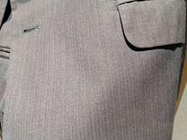 Костюм мужской Sinar графитового цвета