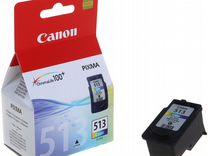 Картридж струйный Canon CL-513