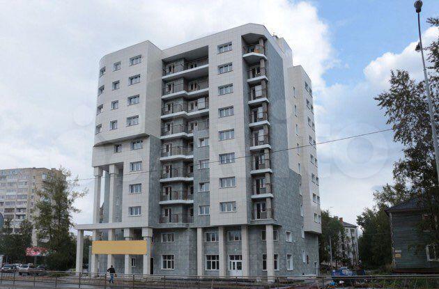 недвижимость Архангельск Выучейского 96к1
