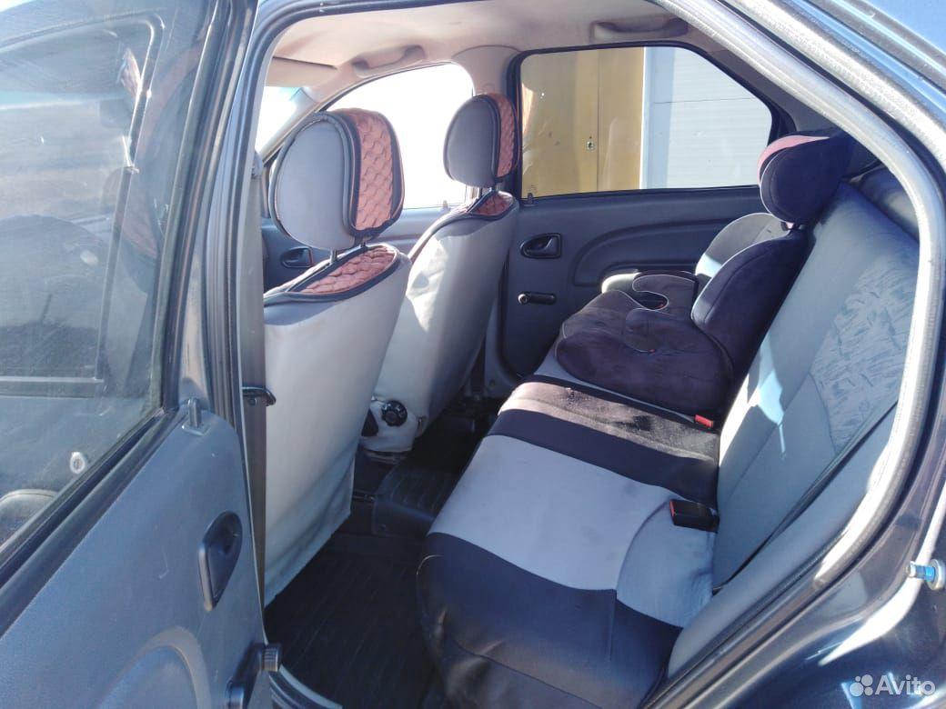 Renault Logan, 2007  89656612799 köp 6